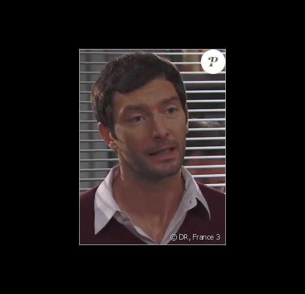 Franck Sémonin dans Plus Belle La Vie, sur France 3.