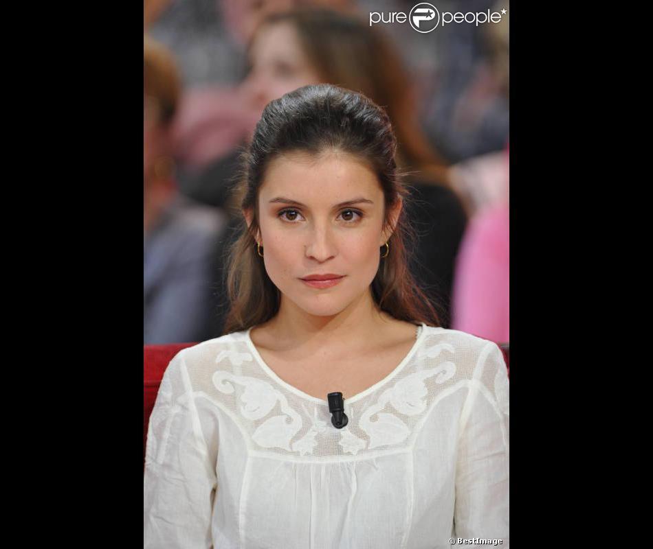 Flore Bonaventura en avril 2012 à Paris