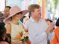 Maxima des Pays-Bas aux Caraïbes : Charmeuse au bras du roi Willem-Alexander