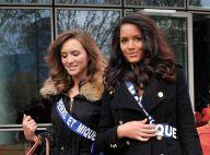 Miss France 2014 : Robes et talons malgré la pluie pour les 33 Miss régionales