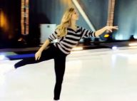 Ice Show - Clara Morgane : Une reine des glaces sexy et talentueuse !