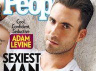 Adam Levine : Le leader de Maroon 5 élu l'homme le plus sexy de 2013 !