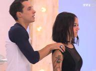Danse avec les stars 4 - Alizée, sexy en top transparent devant Grégoire