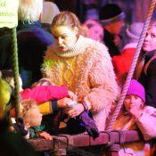 Stella McCartney : Avant Noël, elle retombe en enfance avec ses bambins