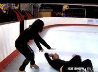 Ice Show - Clara, Kenza, Norbert : Entre chutes et performances sensationnelles