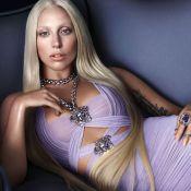 Lady GaGa : Nouvelle égérie de Versace ! Donatella aux anges...