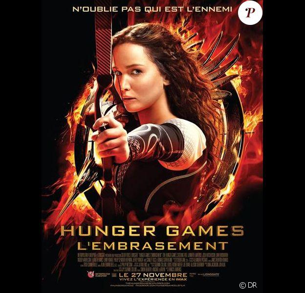 Le film Hunger Games - L'Embrasement, en salles le 27 novembre