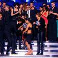 Alizée, victorieuse dans Danse avec les stars 4, cache sa fille sur TF1.