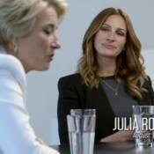 Julia Roberts maman, Oprah Winfrey apeurée... Quand les actrices se souviennent