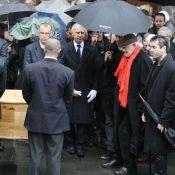 Obsèques de Georges Lautner: L'adieu simple de Jean-Paul Belmondo et des proches