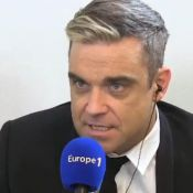 Robbie Williams, papa comblé mais provoc' : ''Peut-être que je suis bisexuel''