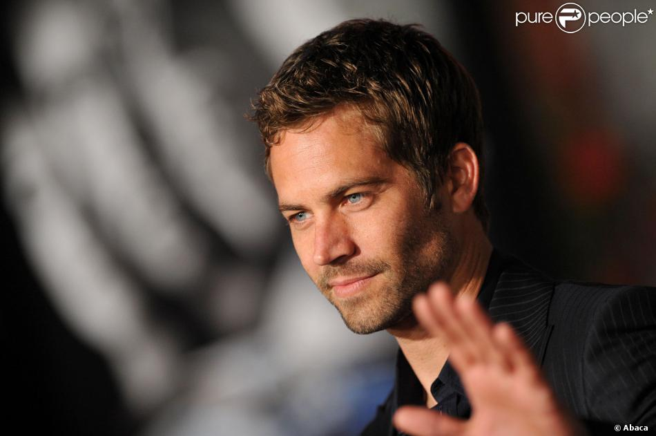 mort de paul walker l 39 acteur allait tourner fast furious 7 dans la semaine purepeople. Black Bedroom Furniture Sets. Home Design Ideas
