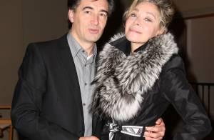 Grace de Capitani avec son amoureux : Aux anges pour Jean-Pierre Mocky