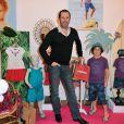 """Exclusif - Christian Vadim lors de la 2eme édition du """"Spot des e-Fluent Mums"""", le salon des parents blogueurs, à l'espace Richelieu. Paris, le 4 décembre 2013."""