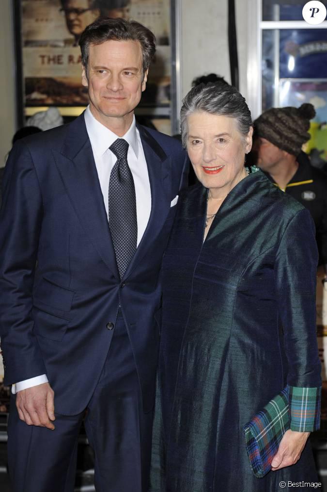 Colin Firth et Patti L...