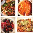 Beyoncé respecte son nouveau régime végétalien. Elle partage ses plats sur Instagram, avec le hashtag #22DaysVegan.