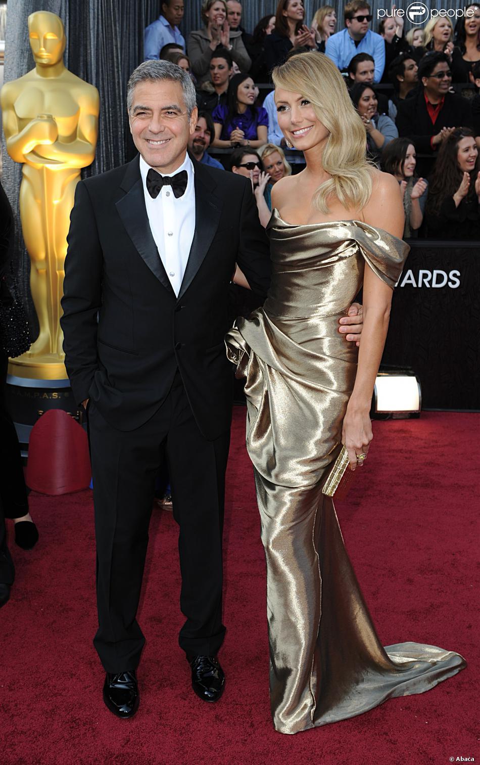George Clooney Oscars ...