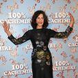 Valérie Lemercier lors de l'avant-première du film 100% Cachemire à Paris le 9 décembre 2013