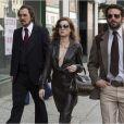 Christian Bale, Amy Adams et Bradley Cooper dans American Bluff.