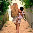 Beyoncé, en duo avec sa fille Blue Ivy sur le titre Blue, extrait de son nouvel album éponyme.