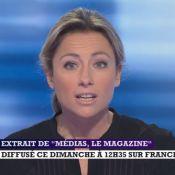 Anne-Sophie Lapix réagit au clash de Laurent Baffie et Jérémy Michalak !