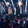 One Direction - 15e cérémonie des NRJ Music Awards à Cannes, le 14 décembre 2013.