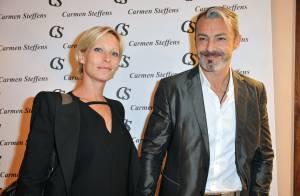 Rebecca Hampton et son nouvel amoureux Laurent : Complices, ils officialisent !