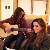 Rania de Jordanie : Une reine cool, une mère top, accro aux réseaux sociaux !