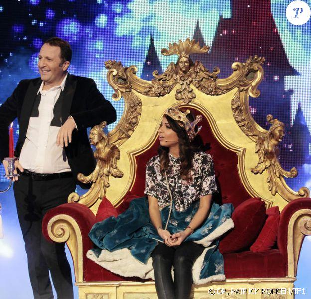 Tal et Arthur dans Le 31 tout est permis, émission spéciale diffusée sur TF1 le 31 décembre 2013 à 20h50 et présentée par Arthur