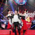 Franck Dubosc dans Le 31 tout est permis, émission spéciale diffusée sur TF1 le 31 décembre 2013 à 20h50 et présentée par Arthur