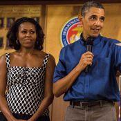 Michelle et Barack Obama : Un Noël relax, entre sourires et réconfort