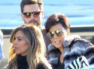 Kim Kardashian, Kanye West : Vacances en famille pour le couple pas si populaire
