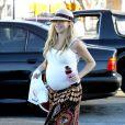 """""""Teresa Palmer fait quelques courses à Los Angeles, le 24 décembre 2013."""""""