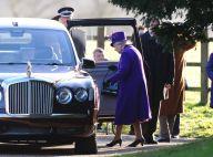 Elizabeth II : Dernière messe de l'année, en famille, et petit tollé...