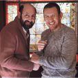 Le film Supercondriaque, en salles le 26 février 2014, avec Kad Merad et Dany Boon