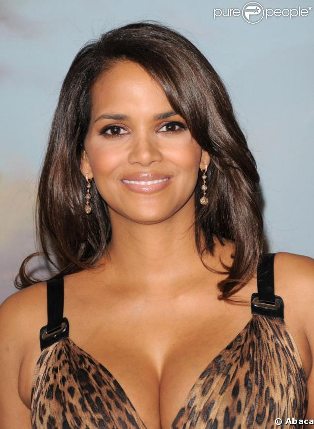 Les Brunes : Halle Berry