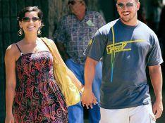 PHOTOS EXCLUSIVES : Nelly Furtado enceinte et très amoureuse!