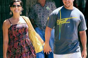PHOTOS EXCLUSIVES : Nelly Furtado enceinte et très amoureuse!