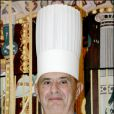 Paul Bocuse à la soirée de Gala Mont Blanc et Gastronomie à l'Abbaye de Collonges à Collonges-au-Mont-d'Or le 1 novembre 2004