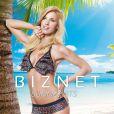 La sexy Rocío Guirao Díaz pose pour la nouvelle collection de maillots de bain de la marque Biznet.