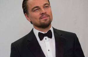 Leonardo DiCaprio et la femme de sa vie pour son grand succès aux Golden Globes