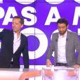 """Gad Elmaleh était l'invité de Cyril Hanouna dans l'émission """"Touche pas à mon poste"""", lundi 20 janvier 2014."""
