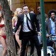 Jimmy Fallon et The Roots à New York le 19 novembre 2013
