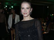Mélanie Laurent, jeune maman radieuse non loin de l'impériale Catherine Deneuve