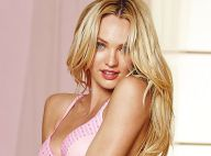 Candice Swanepoel : Exquise en lingerie, avant la fête des Amoureux