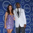 Kate Walsh et Terrell Owens lors ESPY Awards 2008 à Los Angeles