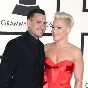 Grammy Awards 2014 : Pink, Marc Anthony, Alicia Keys et les couples de la soirée