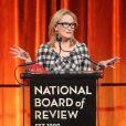 Meryl Streep fait un discours retentissant lors des National Board of Review Awards à New York le 7 janvier 2014