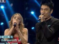 Hélène Rollès : Star en Chine, elle cartonne sur scène à la télé locale