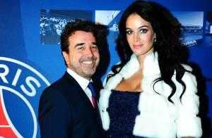 Jade Foret, enceinte, et Arnaud Lagardère : Couple glamour pour Ibra et le PSG